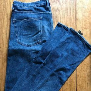 Madewell Rail Stretch Jeans